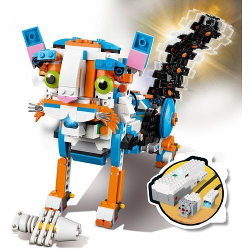 OKAZJA - Klocki konstrukcyjne LEGO Boost Zestaw kreatywny 17101