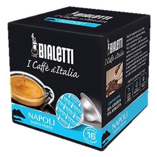 Kapsuły BIALETTI Napoli 16 szt. + Zamów z DOSTAWĄ JUTRO! (8001306965033)