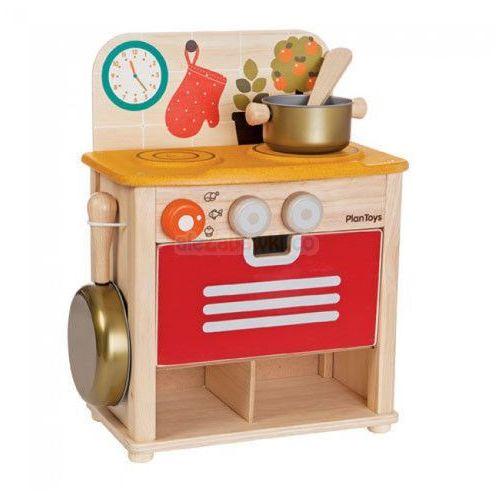 drewniany zestaw kuchnia plto-3603 marki Plan toys