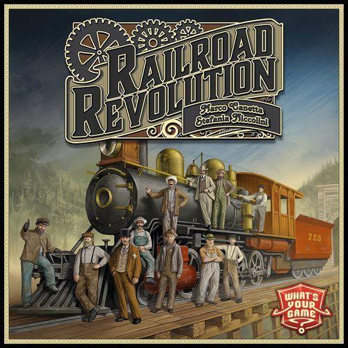 Hobbity Railroad revolution