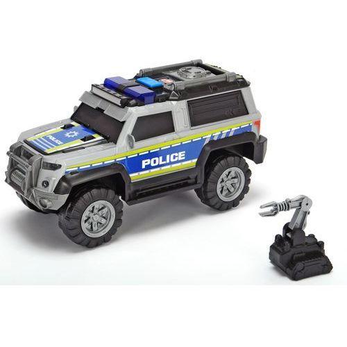 samochód wolnobieżny - policja suv as 30cm marki Dickie