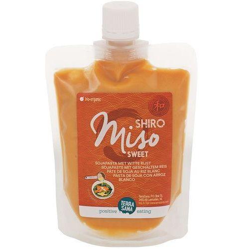 MISO SHIRO SWEET (PASTA SOJOWA Z RYŻEM BIAŁYM) BIO 250 g - TERRASANA (8713576000399)
