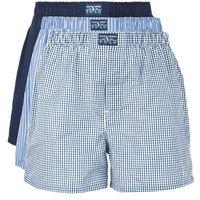 3-pack szorty czarny niebieski xxl marki Polo ralph lauren