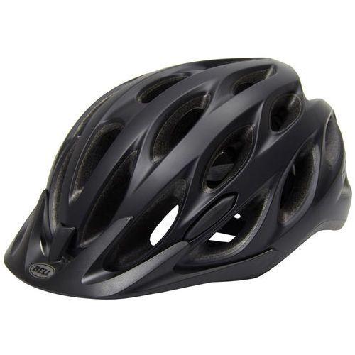 tracker kask rowerowy czarny 54-61 cm 2018 kaski miejskie i trekkingowe marki Bell