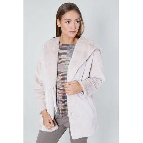 Kurtka damska model diadema 10383 pink marki Click fashion