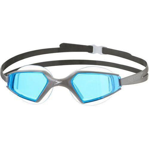 aquapulse max okulary pływackie szary okulary do pływania marki Speedo