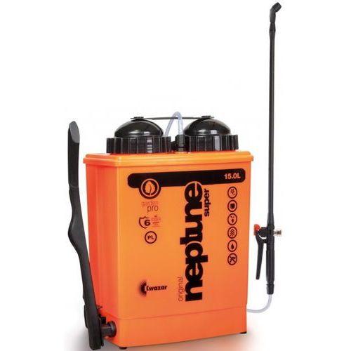 Opryskiwacz ciśnieniowy KWAZAR Neptune Super New plecakowy (15 litrów)