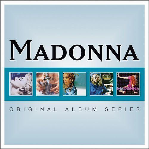 Madonna - ORIGINAL ALBUM SERIES - Zostań stałym klientem i kupuj jeszcze taniej, 8122797405