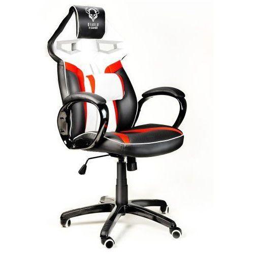 Fotel dla gracza diablo x-gamer plus od producenta Domator24
