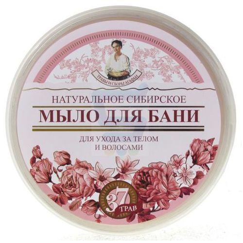 Eurobio lab Mydło do ciała i wł babuszka agafia 500ml kwiatowe - 4744183014220
