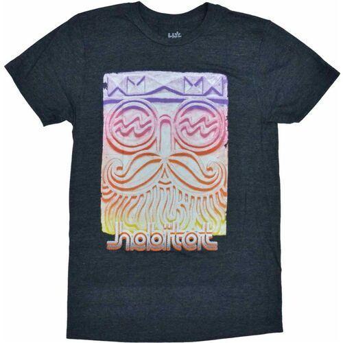Koszulka - harrington chrl hthr (cerna) rozmiar: m marki Habitat
