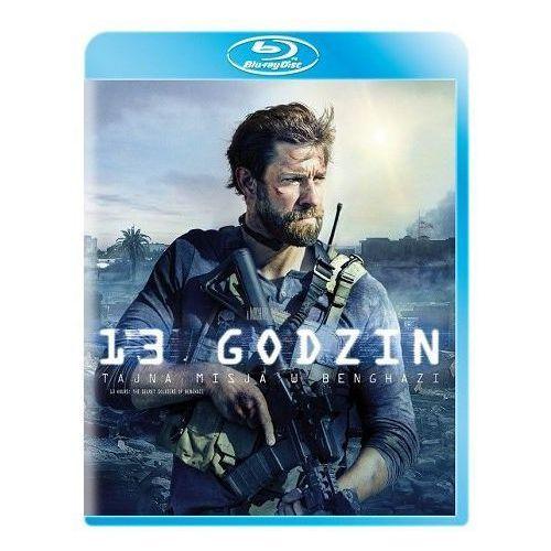 13 godzin: Tajna misja w Bengazi (Blu-Ray) - Michael Bay DARMOWA DOSTAWA KIOSK RUCHU