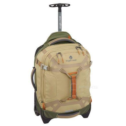 Eagle creek load warrior international carry-on torba podróżna na kółkach 20/53 cm / tan / olive - tan / olive