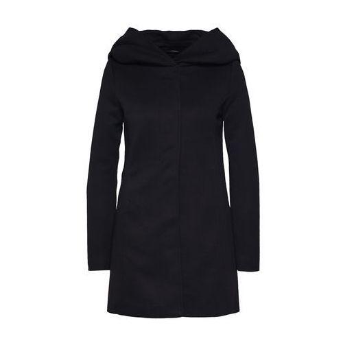 VERO MODA Płaszcz przejściowy czarny