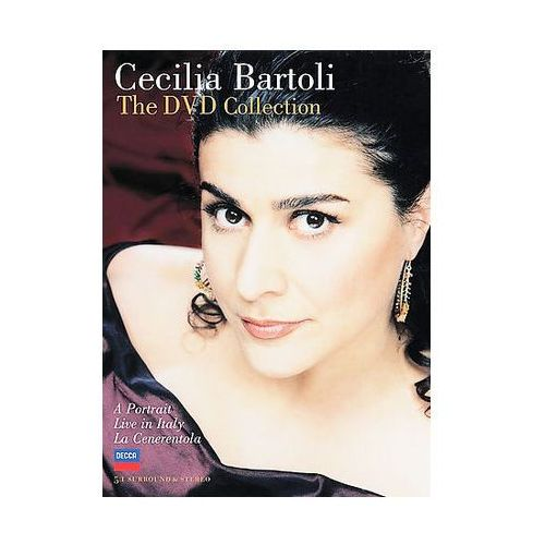 The DVD Collection - Cecilia Bartoli