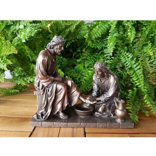 Jezus obmywający stopy uczniom (wu76001a4) marki Veronese