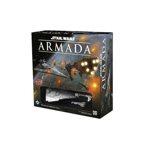 OKAZJA - Galakta Star wars: armada. zestaw podstawowy. gra planszowa