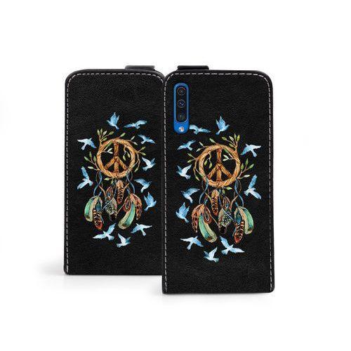 Samsung Galaxy A50 - etui na telefon Flip Fantastic - boho, ETSM888FLFCEF029000