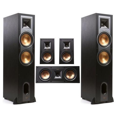 Kolumny głośnikowe KLIPSCH R28-R25-R14 Czarny