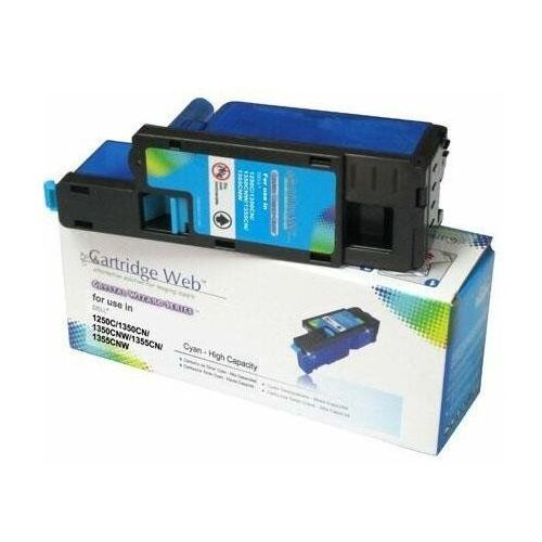 Cartridge web Toner cw-d1660cn cyan do drukarek dell (zamiennik dell 5r-6j0 / 59311129) [1k]