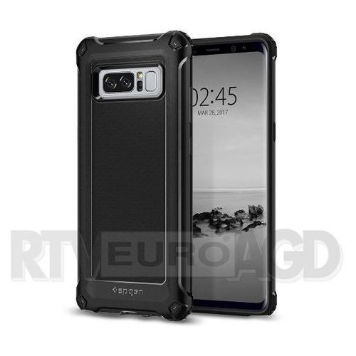 Spigen Rugged Armor Extra 587CS21833 Samsung Galaxy Note8 (czarny), kolor czarny