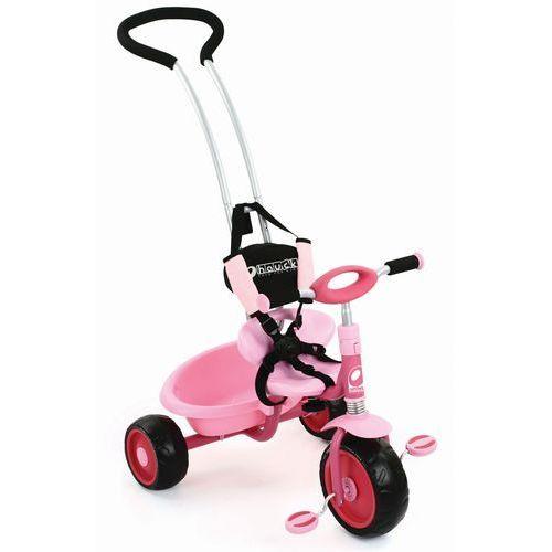 Rowerek trójkolowy różowy marki Hauck