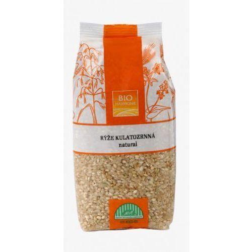 Ryż naturalny okrągłoziarnisty bio 500g-  marki Bioharmonie