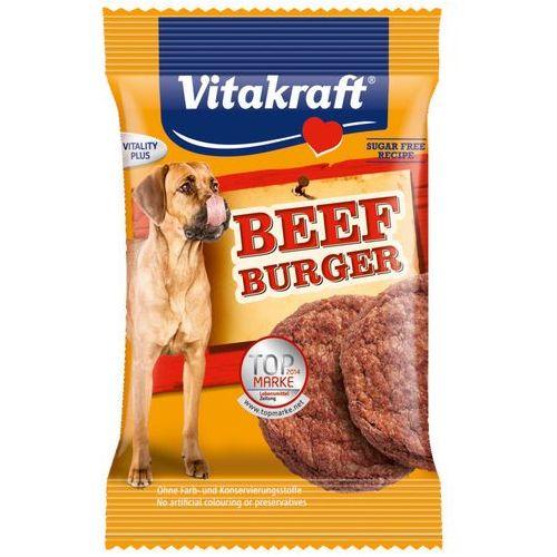 VITAKRAFT Beef Burger - przysmak dla małych psów smak: kurczak 2szt. (4008239232960)