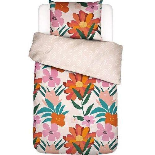 Covers & co Pościel no wallflower 135 x 200 cm z poszewką na poduszkę 80 x 80 cm (8715944685054)