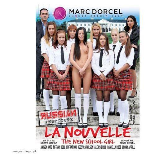 Dvd marc dorcel - russian institute - the new schoolgirl marki Marc dorcel (fr)
