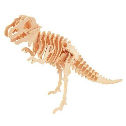 Eureka Łamigłówka drewniana gepetto - tyranozaur (tyrannosaurus)