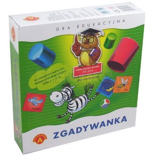 Gra ALEXANDER Zgadywanka - produkt z kategorii- Gry planszowe