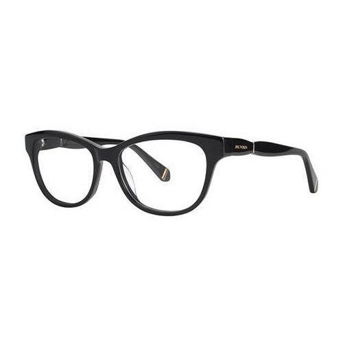 Zac posen Okulary korekcyjne estorah black