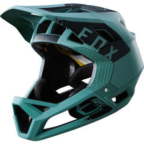 proframe mink kask rowerowy kobiety zielony m | 56-58cm 2018 kaski rowerowe marki Fox