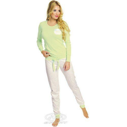 Piżama damska jolanta / wysyłka 24h/gwarancja 24m marki Italian fashion