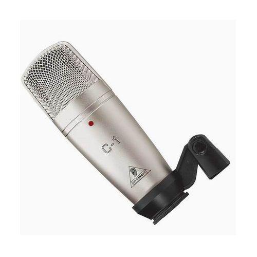 Behringer C1 mikrofon pojemnościowy - sprawdź w wybranym sklepie