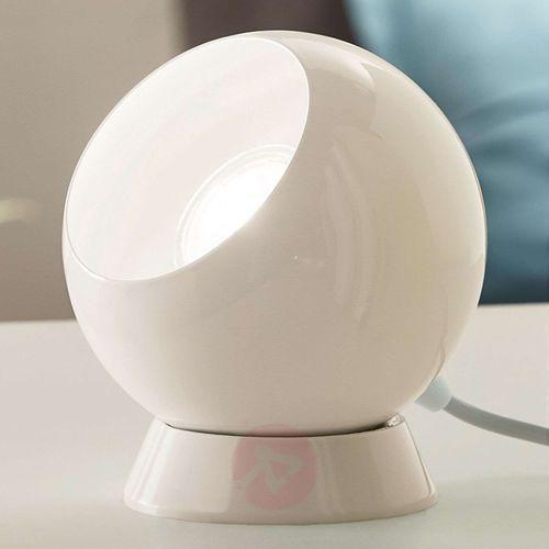 Oświetlenie eglo Eglo petto 1 lampa stołowa biały, 1-punktowy