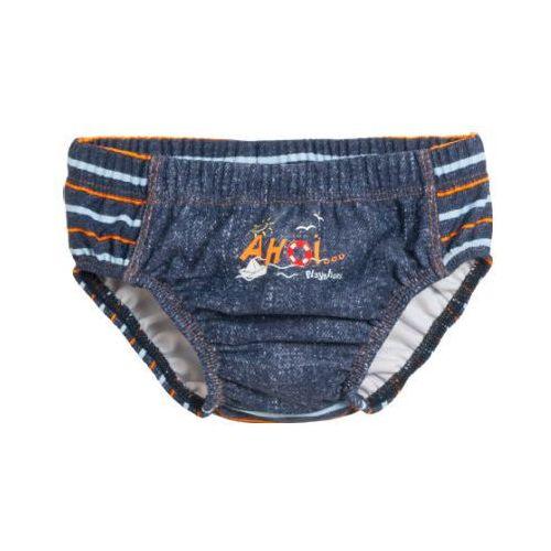 Playshoes boys pieluszki kąpielowe ahoi jeansblue