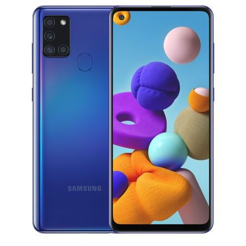 OKAZJA - Samsung Galaxy A21s