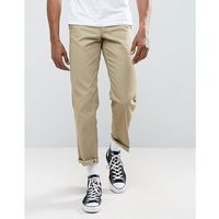 Dickies 874 Work Pant Chinos in Straight Fit - Stone, chinosy
