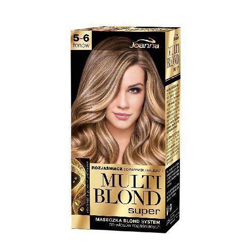 Joanna  multi blond super rozjaśniacz do pasemek 5-6 tonów - joanna (5901018013622)