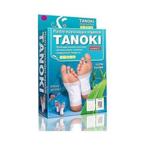 Plastry Gold Detox Tanoki 10 szt. (5905034392020)