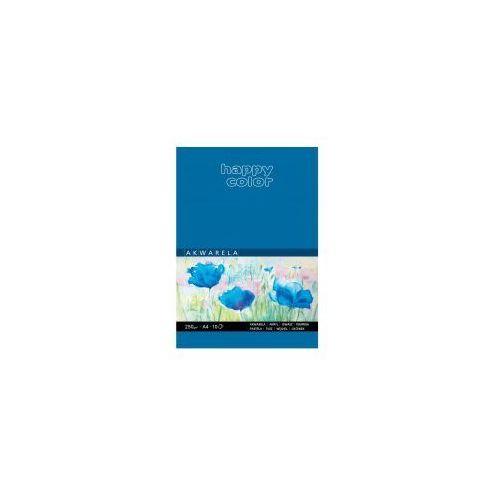 Blok akwarelowy a4 happy color 250g 10 kartek marki Staedtler
