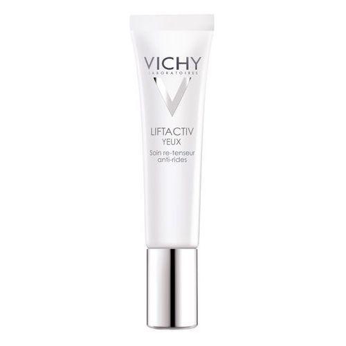 Vichy liftactiv eyes krem pod oczy powieki na zmarszczki liftingujący 15ml