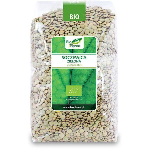 Bio Planet: soczewica zielona BIO - 1 kg