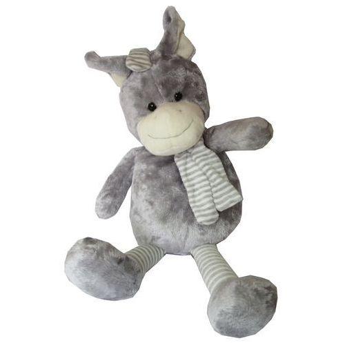 Zwierzaki Figlaki - Osiołek w szaliku 29 cm, 3 kol