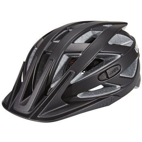 UVEX I-VO CC Kask rowerowy, black mat 56-60cm 2019 Kaski miejskie i trekkingowe (4043197271606)