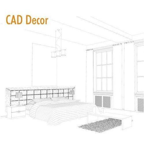 Cad projekt k&a Cad decor 2.x + moduł renderingu profesjonalnego