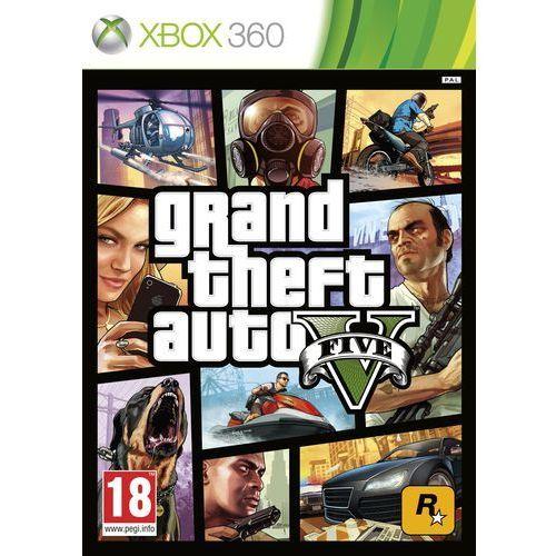 GTA 5 (Xbox 360)