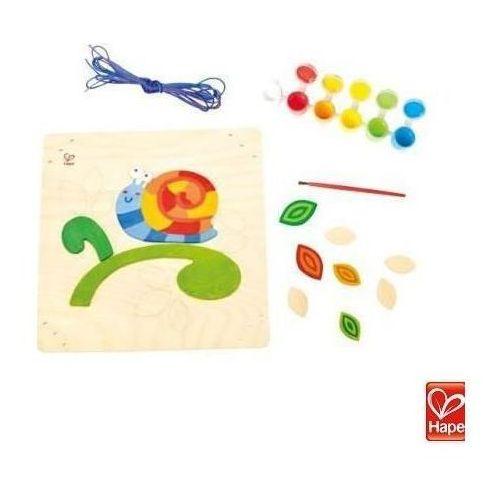 tablica do malowania - ślimak marki Hape